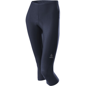 Löffler Basic 3/4 Bike Pants Women graphite